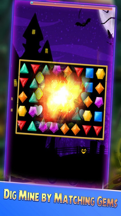 Witchy Jewel:Adventure Gems