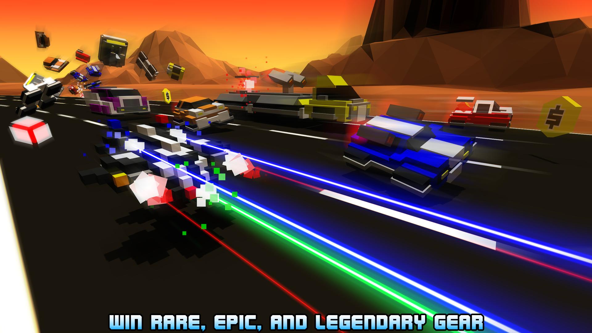 Hovercraft: Takedown screenshot 14