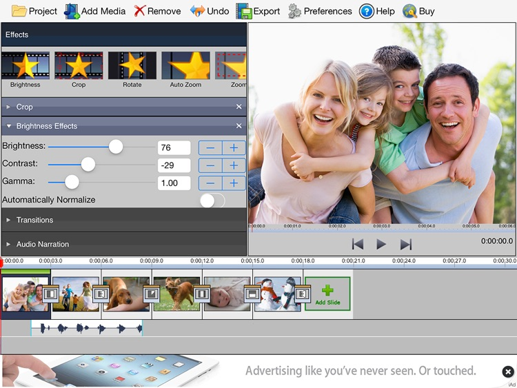 PhotoStage Slideshow Maker Free