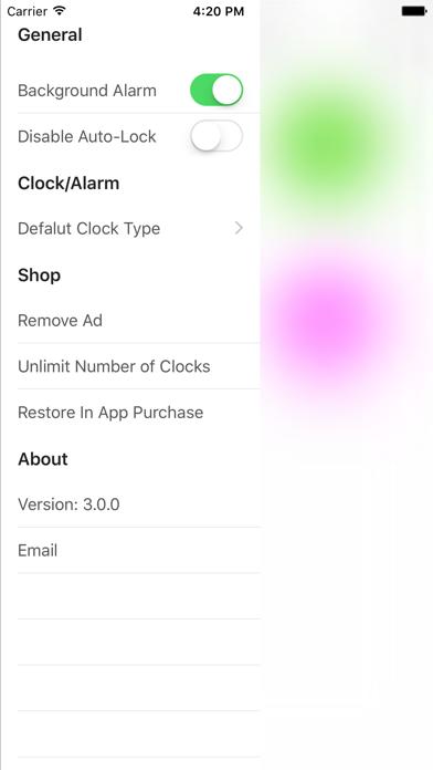 World Clock for iPhone screenshot three