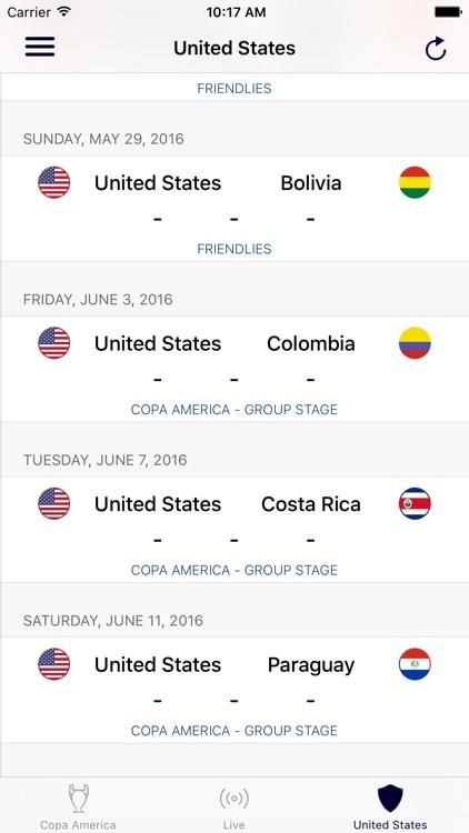 Copa America - 2016 USA