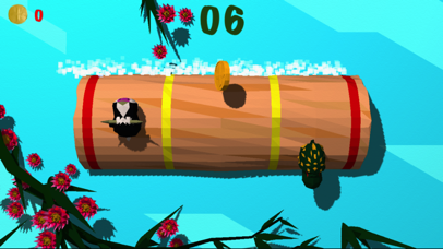 Froggy Log - Endless Arcade Log Rolling Simulator and Lumberjack Game Stay Dry and Dont Fall In The Water!-3