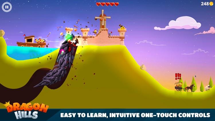 Dragon Hills screenshot-4