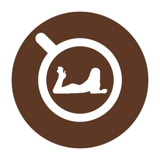 트로트 커피숍 iOS App