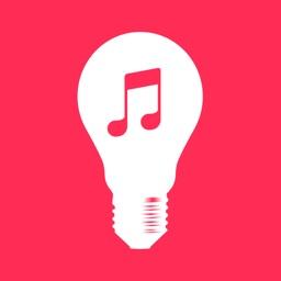 Power Music Light