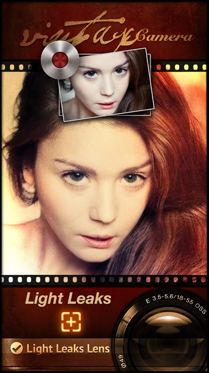 8mm Cam 360 Pro - Photo Editor and Vintage & Retro 8mm Camera Filters Effects screenshot-3
