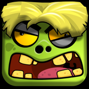 Math Vs Zombies - Math Games Grade K - 5 icon