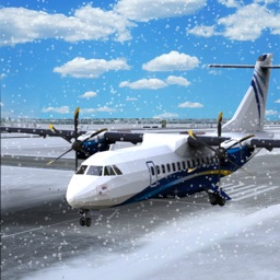 Snow Airplane Landing Simulation – Extreme Emergency Crash Landings