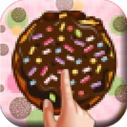 Pixel Cookie Tapper