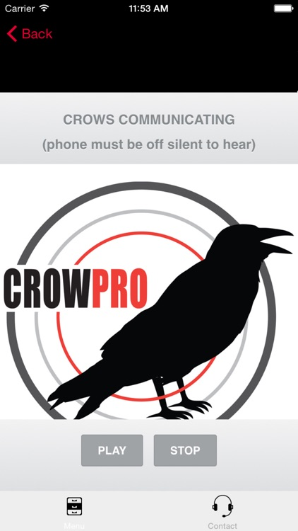 Crow Calling App-Electronic Crow Call-Crow ECaller