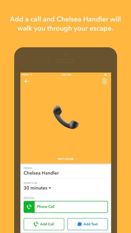 Chelsea Handler: Gotta Go!