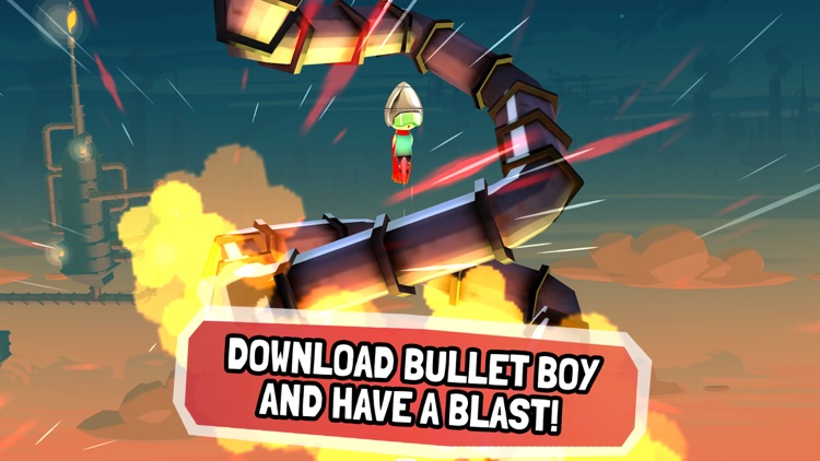 Bullet Boy screenshot-4