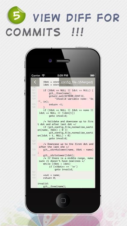 GitMongo screenshot-4