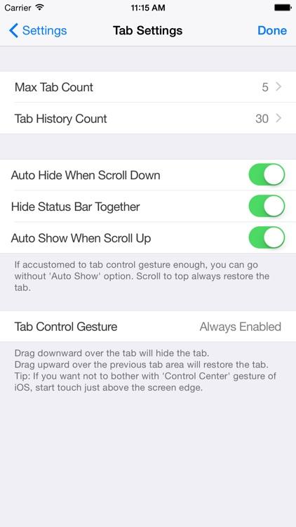 FastFeed T1 screenshot-4