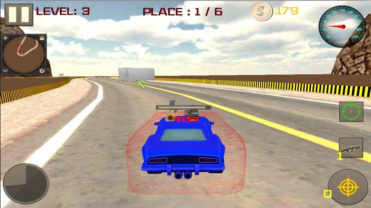 Super Armored Car Racing screenshot-3