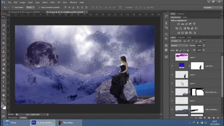 Master Class Adobe Photoshop Edition screenshot-3