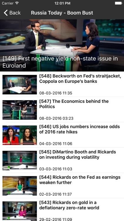 Forex News Pro screenshot-4