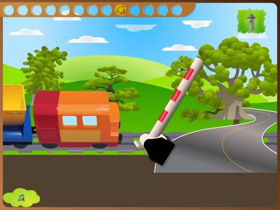 Happy Train на iPad