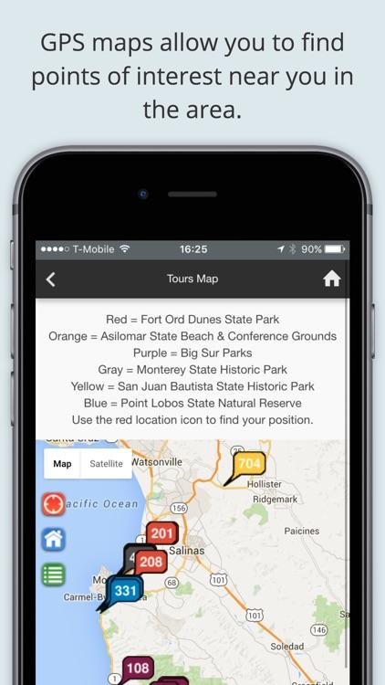 California State Parks - Monterey District screenshot-3