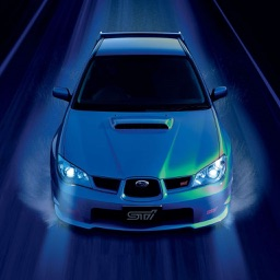 HD Car Wallpapers - Subaru Impreza WRX STI Edition