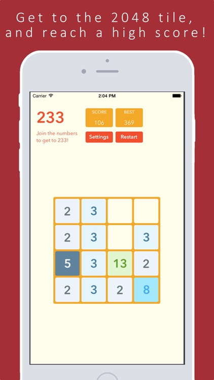 2048 + Fibonacci screenshot-4