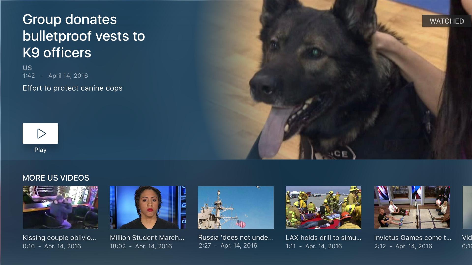 Fox News: Live Breaking News screenshot 17