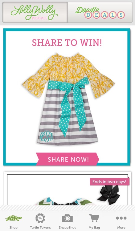 Lolly Wolly Doodle - Shop Children's Clothing screenshot-3