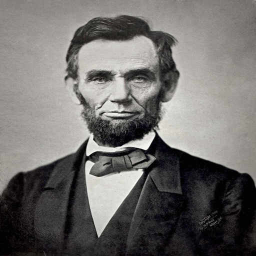 Abraham Lincoln Biography and Quotes: Life with Documentary and Speech Video icon
