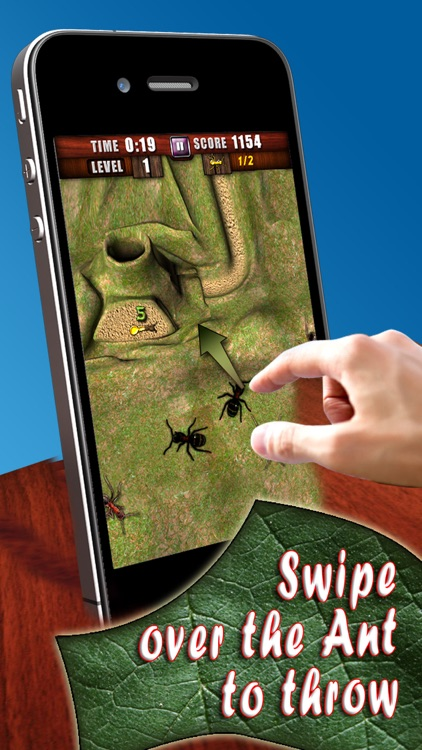 Ant Hitter Free screenshot-4