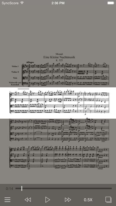 Mozart Eine kleine Nachtmusik
