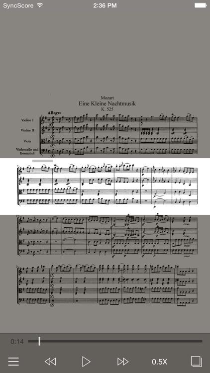 Mozart Eine kleine Nachtmusik screenshot-0