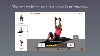 Kettlebell Tabata Trainerのおすすめ画像4