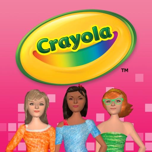Crayola My Virtual Fashion Show