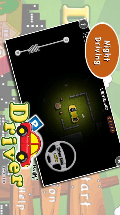 Driver Mini  Mania Car Parking School Free screenshot-3