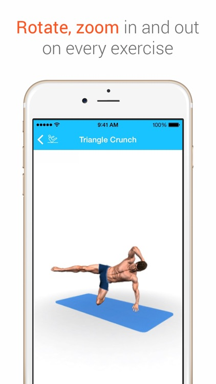 Appdominals Train Your Abs in 3D