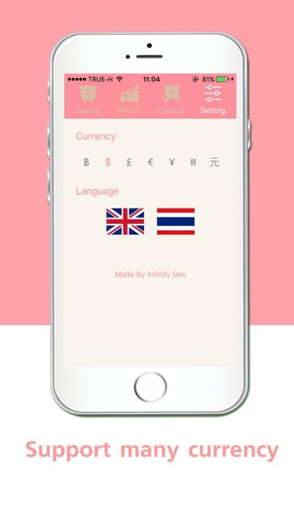 Piggy Bank Money screenshot-3