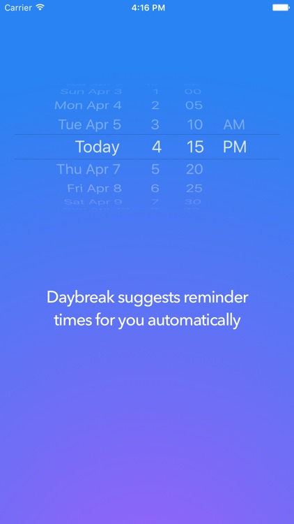 Daybreak - Smart Reminders & To-Do List