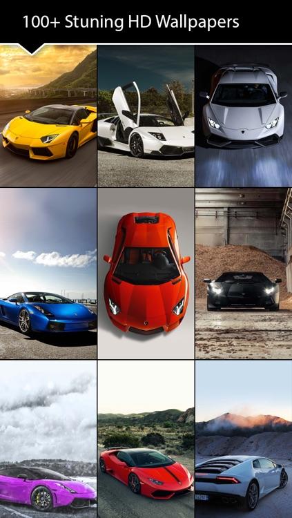 HD Lamborghini Car Wallpapers : Background & Lock Screen