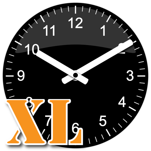 Desktop Clock XL