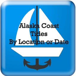 Alaska Coast Tides Hi-Low by Date and Location