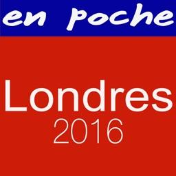Londres en poche 2016