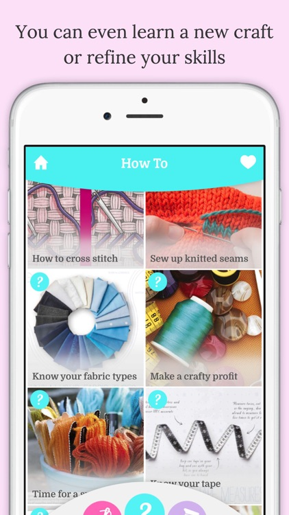 CraftHub - Your home for the latest crafting inspiration, projects, patterns and how to's screenshot-3