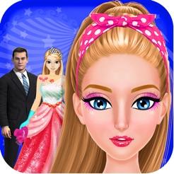 Soñadora Muñeca De Moda Partido De Vestir Y Maquillaje