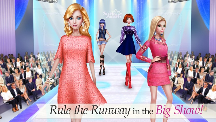 Supermodel Star - Rule the Runway screenshot-1