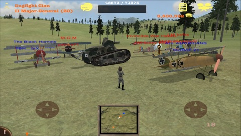 Screenshot #12 for Dogfight Elite