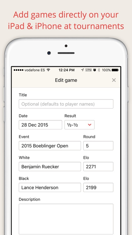 ChessDrop — Your personal chess database in the cloud. screenshot-3