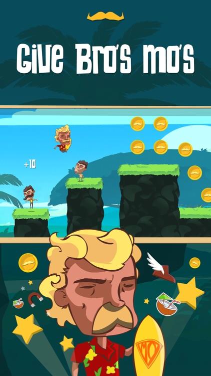 Run Mo Run! - A Movember Game