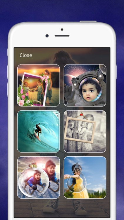 PIP Camera - Photo Editor PRO with effects and filters screenshot-3