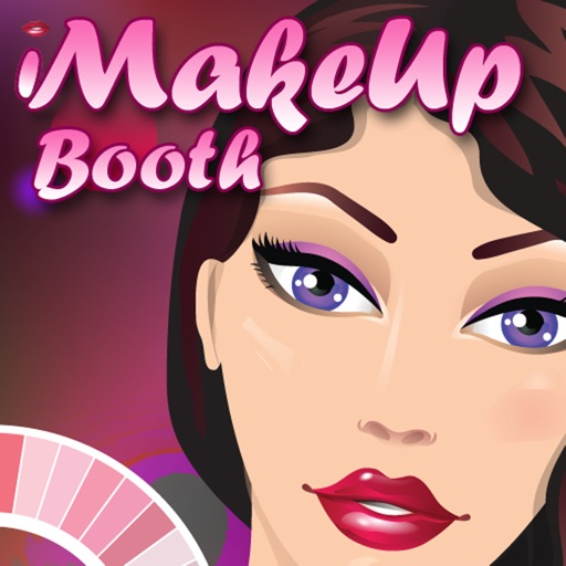 iMakeup Booth - Shakeup your Makeup iOS App