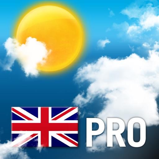 UK Weather forecast Pro
